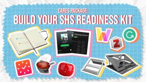 Cares Package: Build Your SHS Readiness Kit